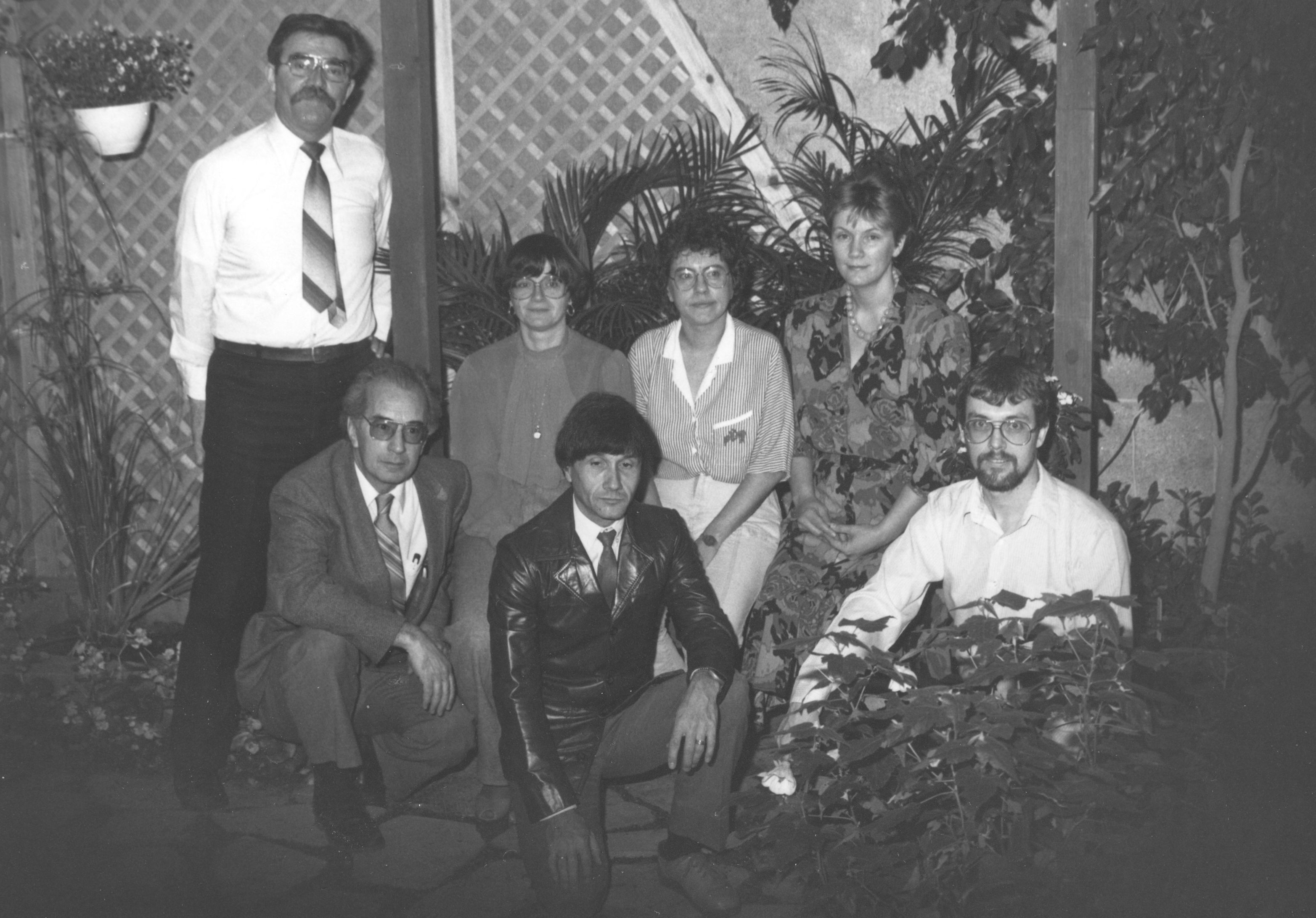 1987-Alimentaire-Roger Belmon-Jean-Pierre Hebert-Claude Champagne-Bernard Daboval-Carole Vignola-