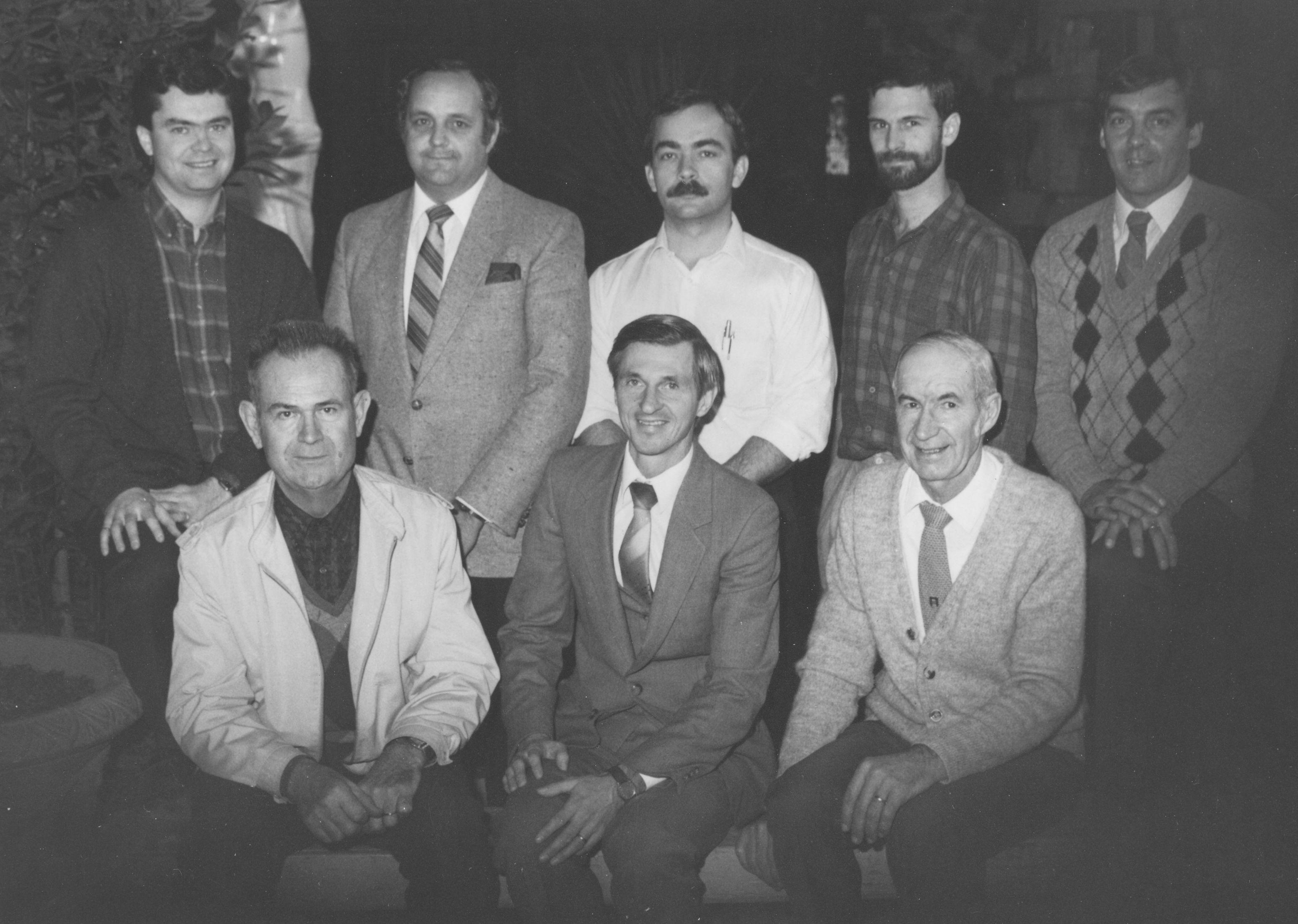 1987-Genie rural-Gerard Mourot-André Drouin-Jean Corbeil-Jean-Pierre Lessard-Bernard Cayer-Richar