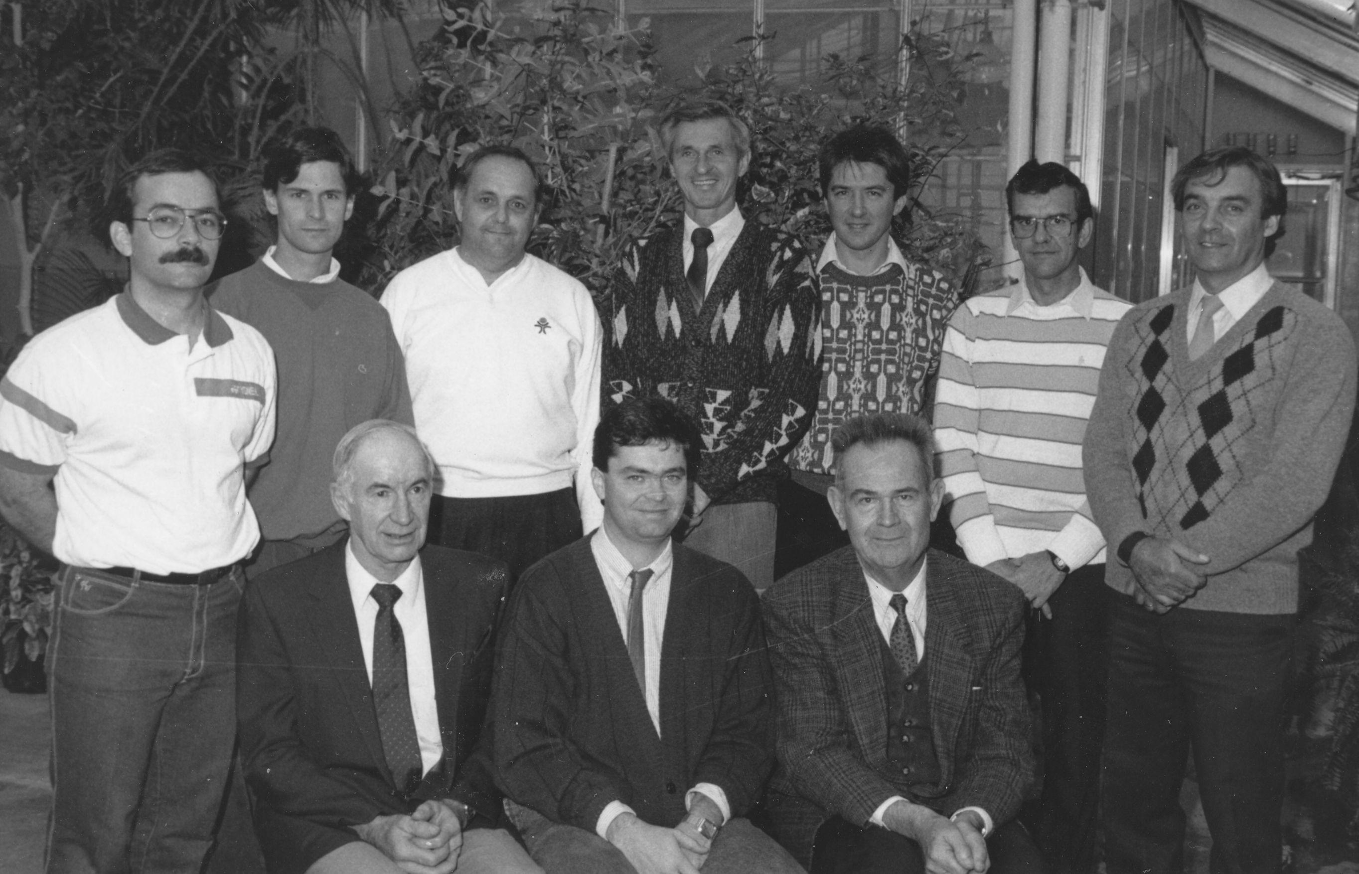 1990-Génie Rural-Jean Corbeil-Jean-Pierre Lessard-Gerard Mourot-Richard Deslandes-Richard Dupere-
