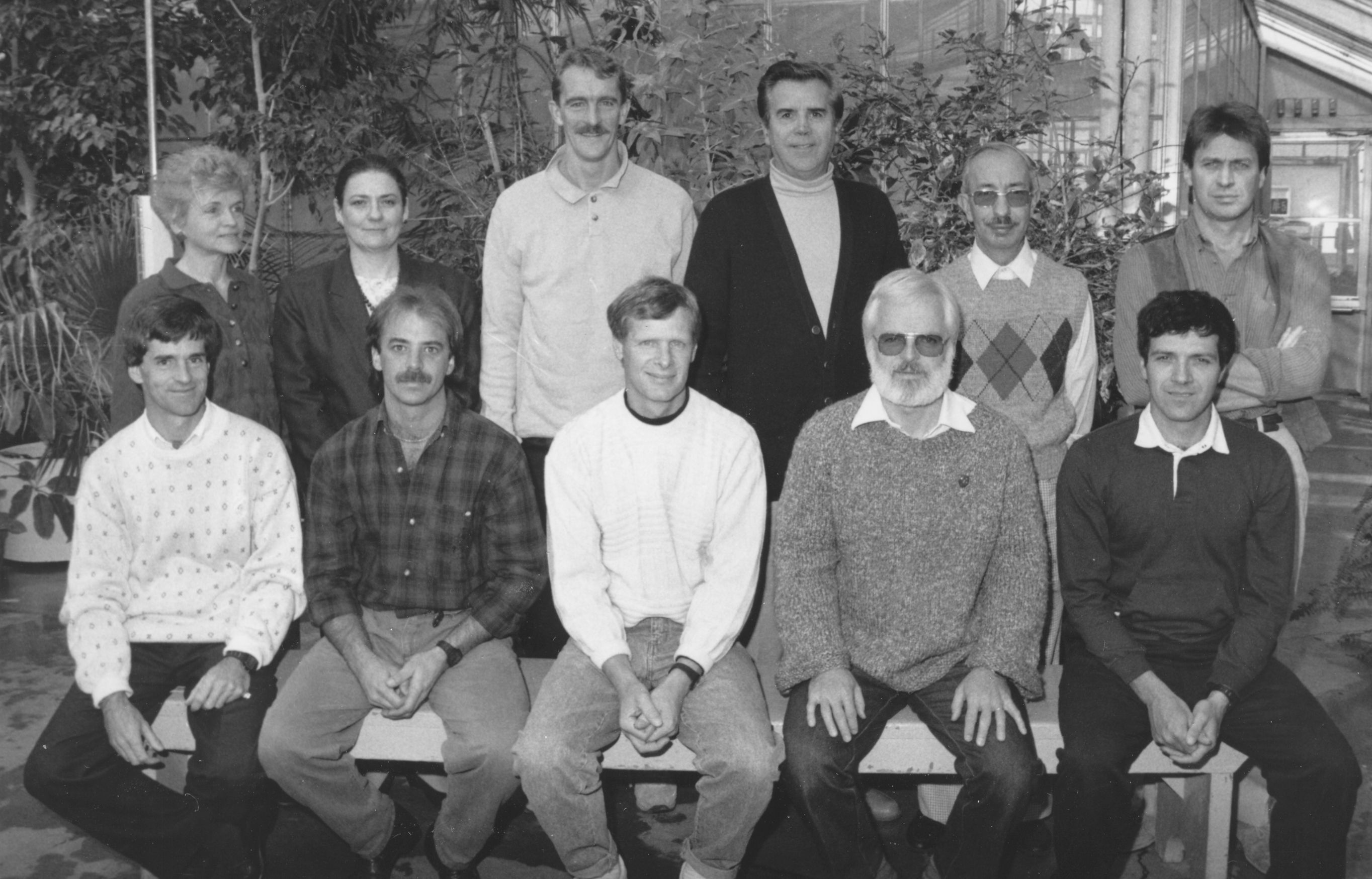1990 - Équipe de la formation générale