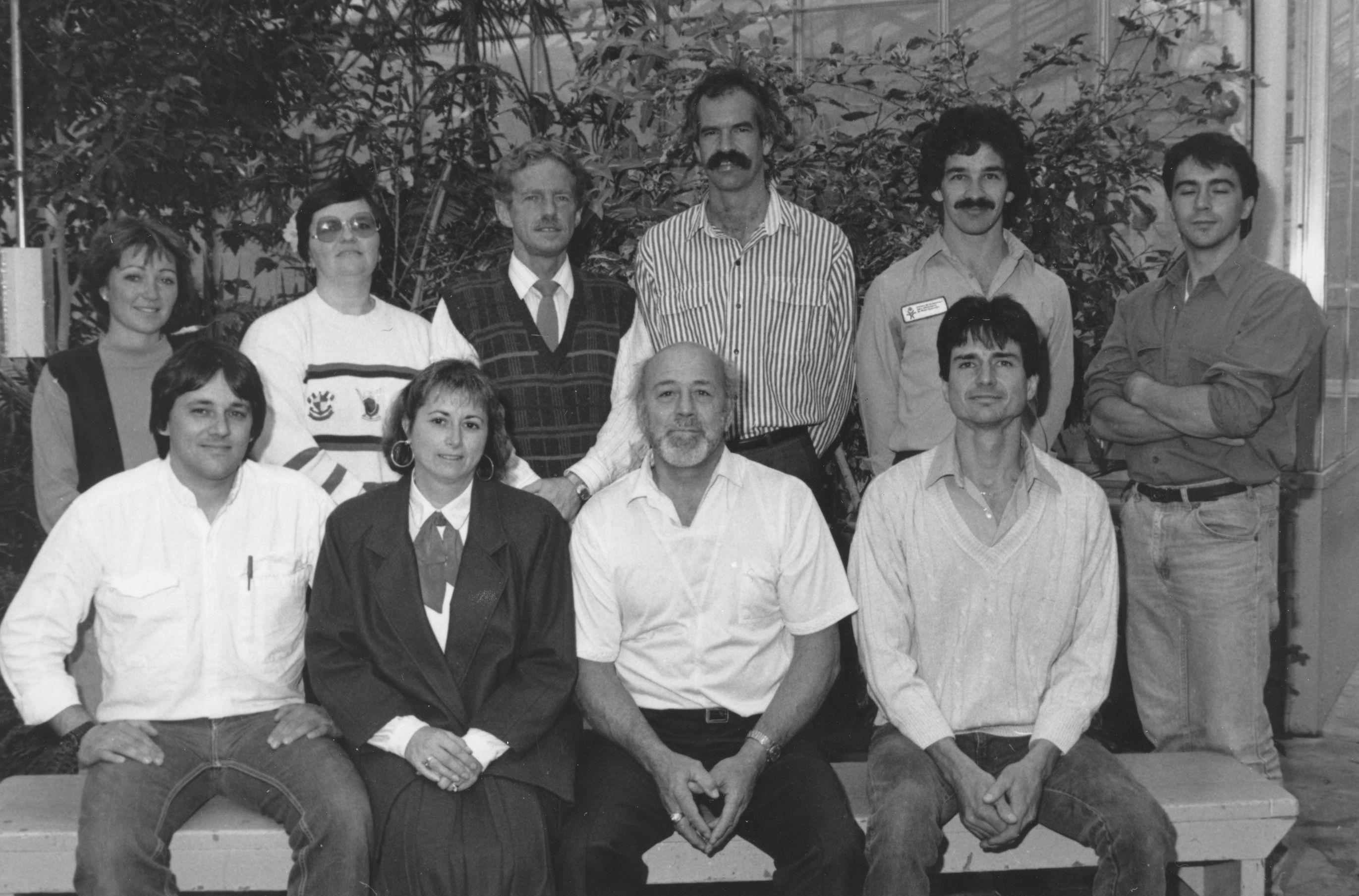 1990-Zootechnie-Marc Dallaire-Francine Desroches-jean-Michel Milord-Helene Rochon-Nicole Vallee-M