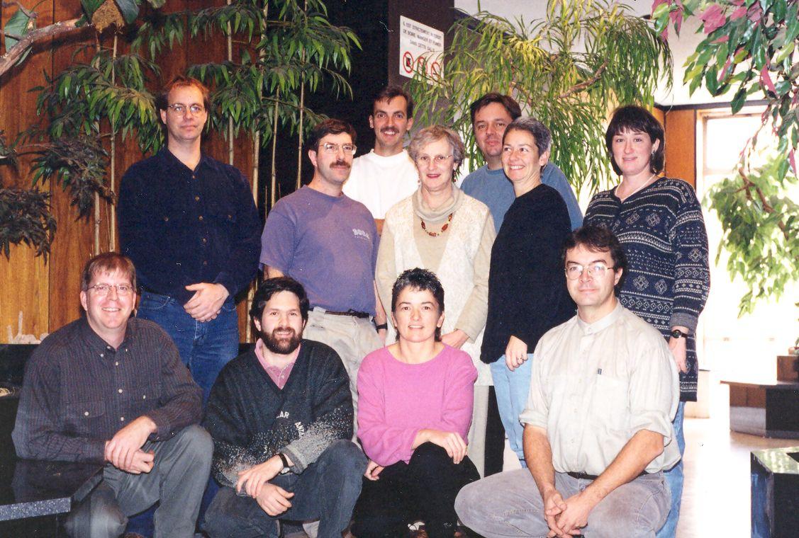 1997-Rene Deschenes-Francois Vezina -Francine Houle-Mario-Cliche-Guy Raymond-Luc Gendreau-Suzanne