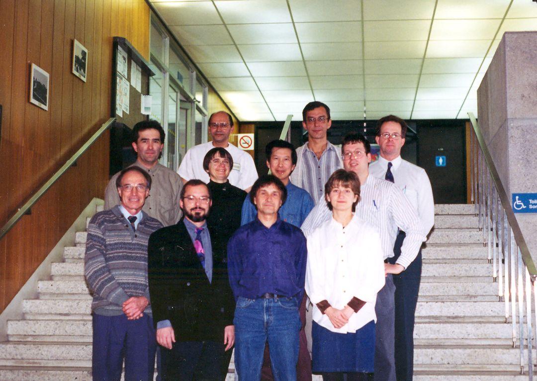 1997-Roger Drapeau-Claude Berube-Jean-Pierre Hebert-Luce Lamothe-Patrick Tirard Collet-Carole Vig