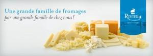 Les défis futurs exigeront de la relève des compétences entrepreneuriales. Le lancement de la nouvelle famille de fromages Riviera  en est un exemple.